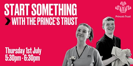 Start Something with The Prince's Trust (Evening) tickets