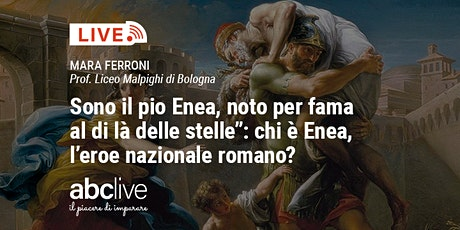 """Mara Ferroni - """"Sono il pio Enea, noto per fama al di là delle stelle"""". biglietti"""