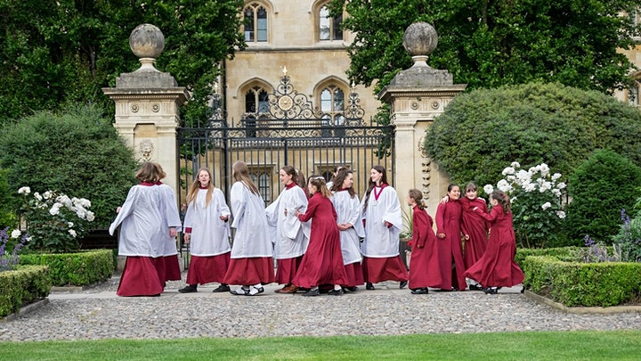 Choristers for Cambridge: Come and Sing image