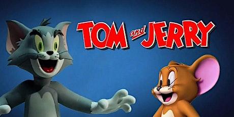 Tom & Jerry- ingresso € 3 (gratuito per i minori di 12 anni) biglietti
