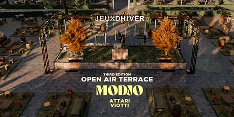 Modjo | Open Air Terrace | ATTARI + tickets