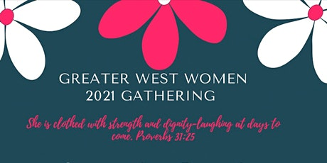 Greater West WomenGathering 2021 tickets