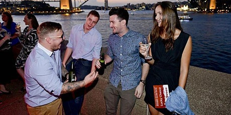 Speed Dating Sydney | In-Person | Cityswoon | Ages 35-45 tickets