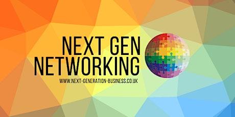 Next Gen Networking - Durham tickets