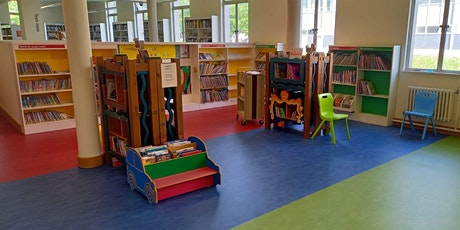 Rhyme time at Southampton Central Library tickets