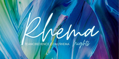 Rhema - July tickets