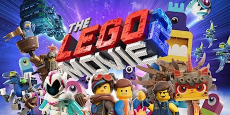 The lego movie 2- ingresso € 3 (gratuito per i minori di 12 anni) biglietti