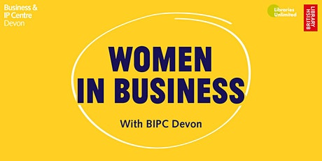 Women in Business Programme July Coffee Morning tickets