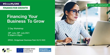 Financing Your Business To Grow tickets