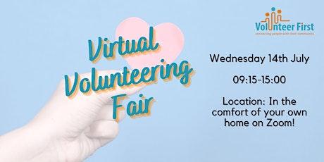 Community First's Virtual Volunteering Fair tickets