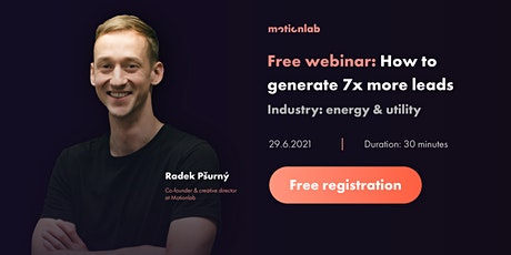 How to generate 7x more leads as utility company tickets