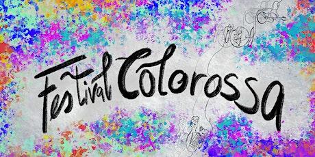 Festival Colorossa - feat. DAMREYJA, PLANET OBSOLESCENCE, DALEE Tickets