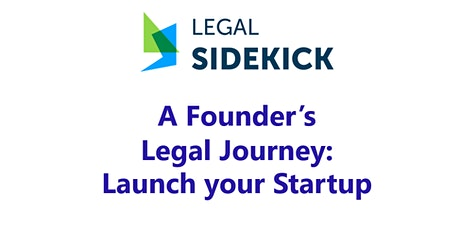 Legal Sidekick: A Founder's Legal Journey to Launch tickets