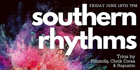 Southern Rhythms tickets