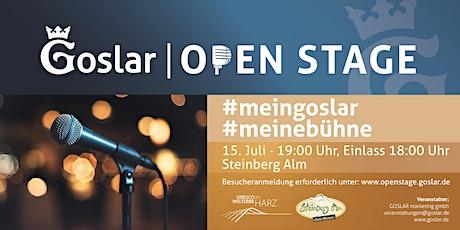 Open Stage - Goslar Tickets