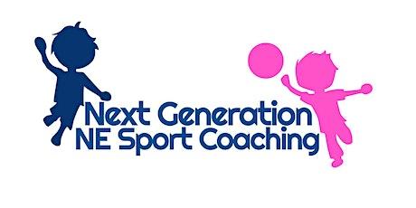 Summer Sports Camp @ Benson Park (Gosforth)   (31st August- 3rd September) tickets
