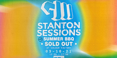 Rescheduled: Stanton Sessions – Late Summer BBQ tickets