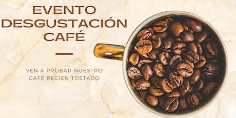 Degustación de Café tickets
