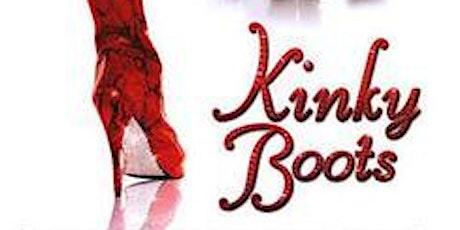 Kinky boots- ingresso € 5 a persona biglietti