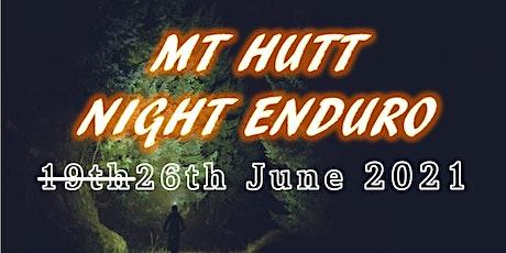 Mt Hutt Night Enduro 2021 tickets