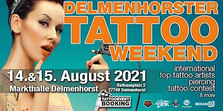 Delmenhorster Tattoo Weekend tickets