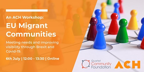 EU Migrant Communities | Meeting needs through Brexit and Covid-19 tickets