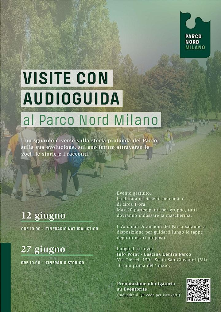 Immagine Visite con audioguida al Parco Nord Milano