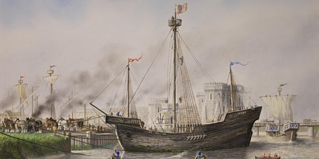 Newport Medieval Ship: Challenges of Conservation, Re-assembly and Display tickets