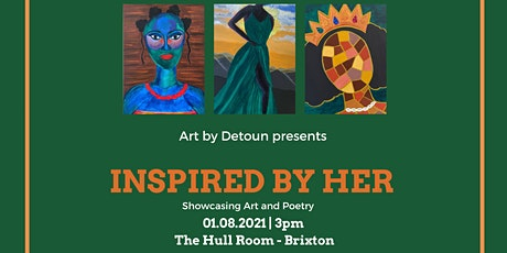 Inspired by Her - Exhibition tickets