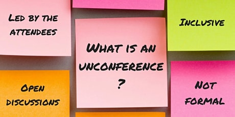 Unconference Happiness at Work tickets