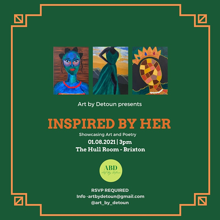 Inspired by Her - Exhibition image