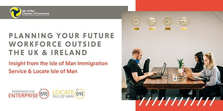 Planning your future workforce from outside the UK & Ireland tickets