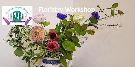 Motherwell Cheshire Flower arranging workshop , Winsford tickets