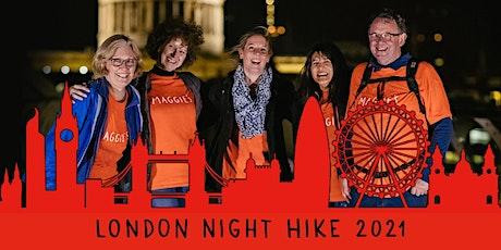 London Night Hike 2021 Volunteer Form tickets