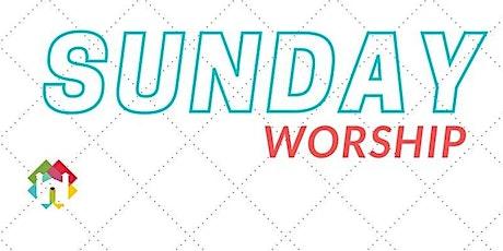 Sunday Gathered Worship -  22nd August 2021 @ 11:30am tickets