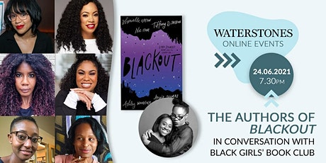 Black Girls' Book Club in conversation with the YA authors of Blackout tickets