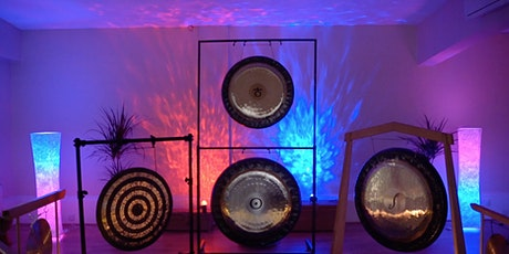 Sound Bath in Athlone-90 min/ small group  session tickets