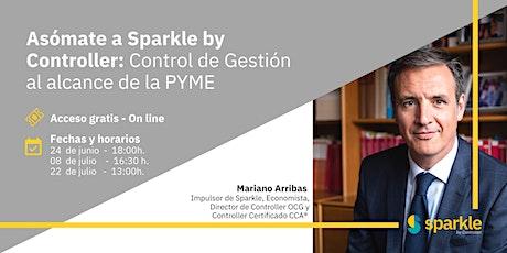Asómate a Sparkle by Controller: Control de Gestión al alcance de la PYME entradas