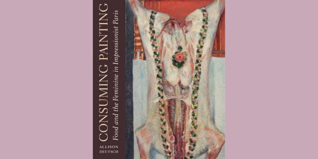 IAS Book Launch: Consuming Painting tickets