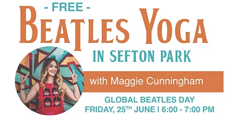 Free Outdoor Beatles Yoga - Global Beatles Day tickets