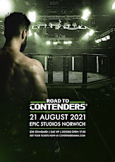 Road to Contenders #3 tickets