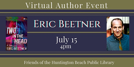Virtual Author Event with Eric Beetner tickets