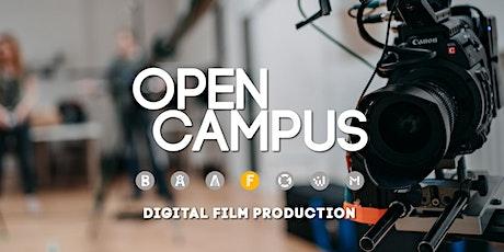 """Campus Insights - """"Digital Film"""" - SAE Bochum Tickets"""