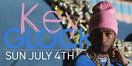 Key Glock Biloxi tickets