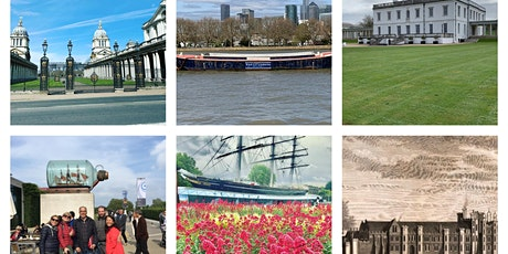 GREENWICH WALK - Royal & Maritime History  and the Place Where  Time Starts tickets