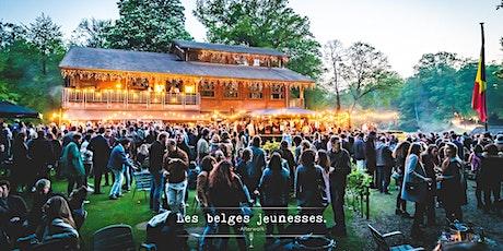 La guinguette des belges jeunesses au Chalet Robinson! 23.06.2021 tickets