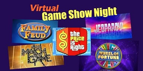 Virtual Game Show Night tickets