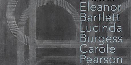 Drawing Matter: Eleanor Bartlett, Lucinda Burgess, Carole Pearson tickets