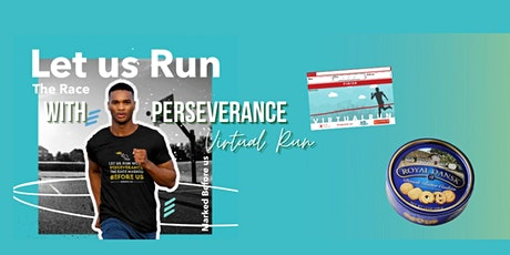 Let Us Run with Perseverance the Race Hebrews 12:1 Virtual Run tickets