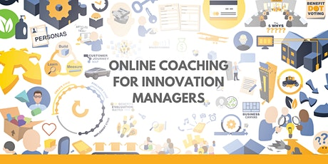 Online Coaching for Innovation Managers tickets